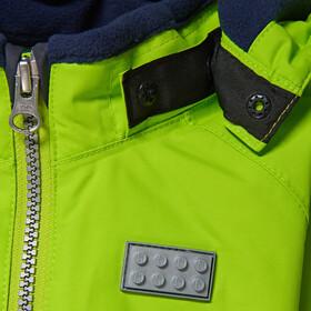 LEGO wear Johan 771 Jacket Jungs lime green